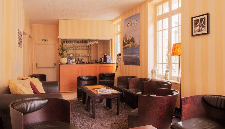 Hotel Balmoral - bar en lounge