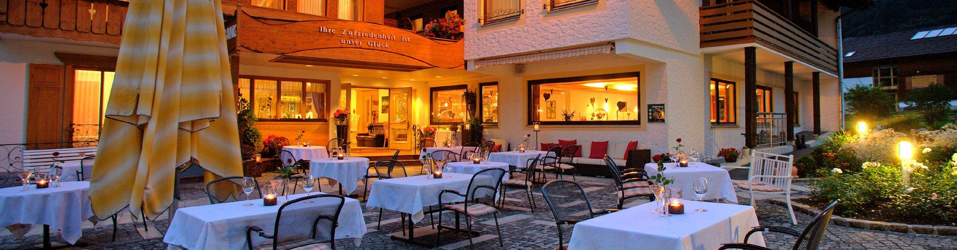 Banner Hotel Alpenrose