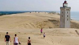 Denemarken heeft heerlijke weidse stranden